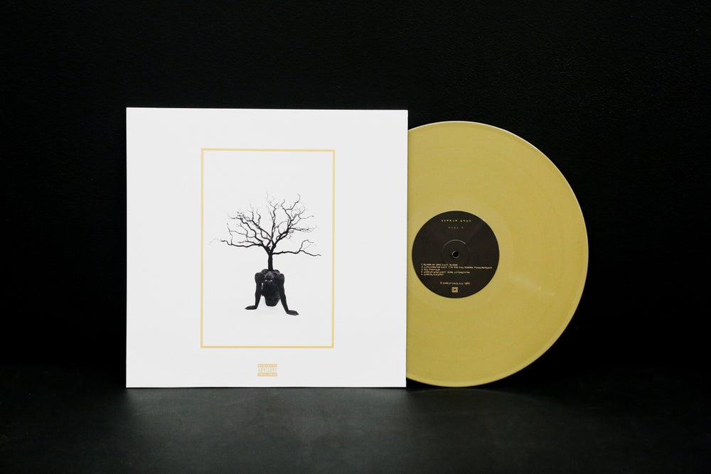 Image of Darker Gods Limited Edition Gold Vinyl