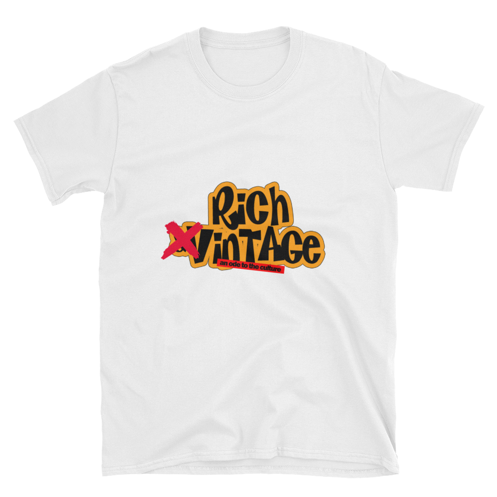 Image of 'Rich & Vintage' Tee