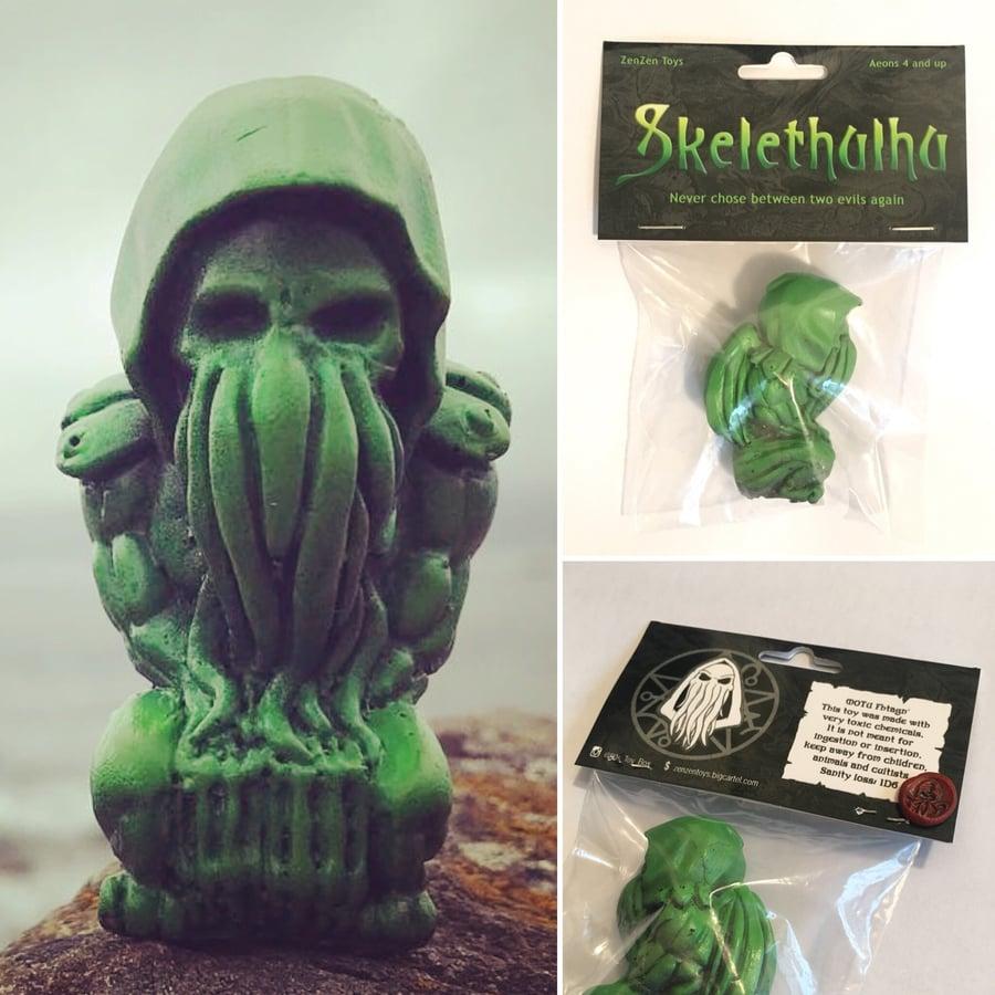 Image of Skelethulhu
