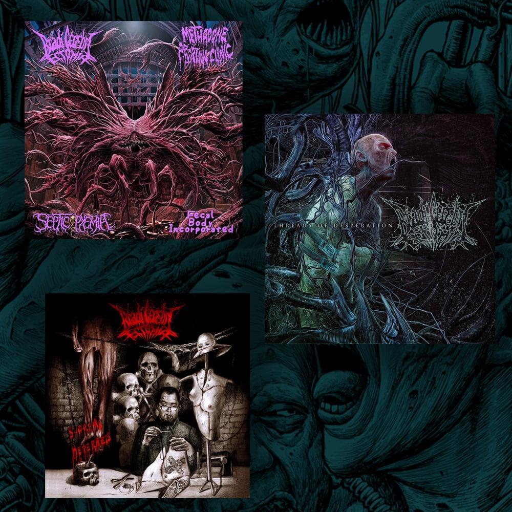 Image of B.C.E. albums
