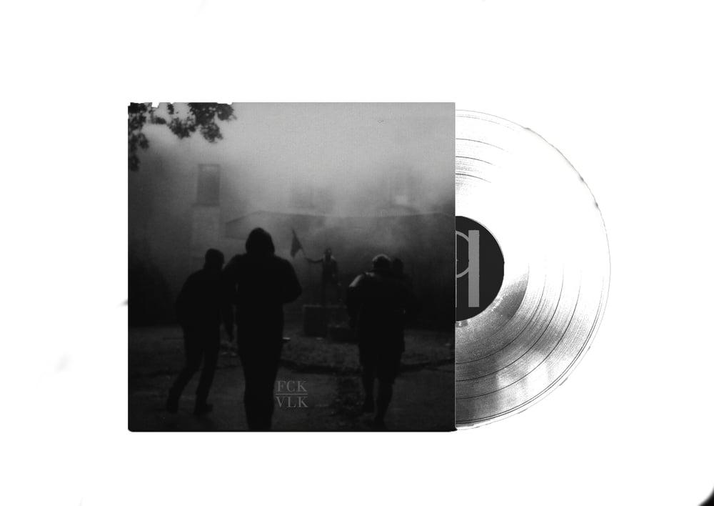 Image of FCK VLK Vinyl white