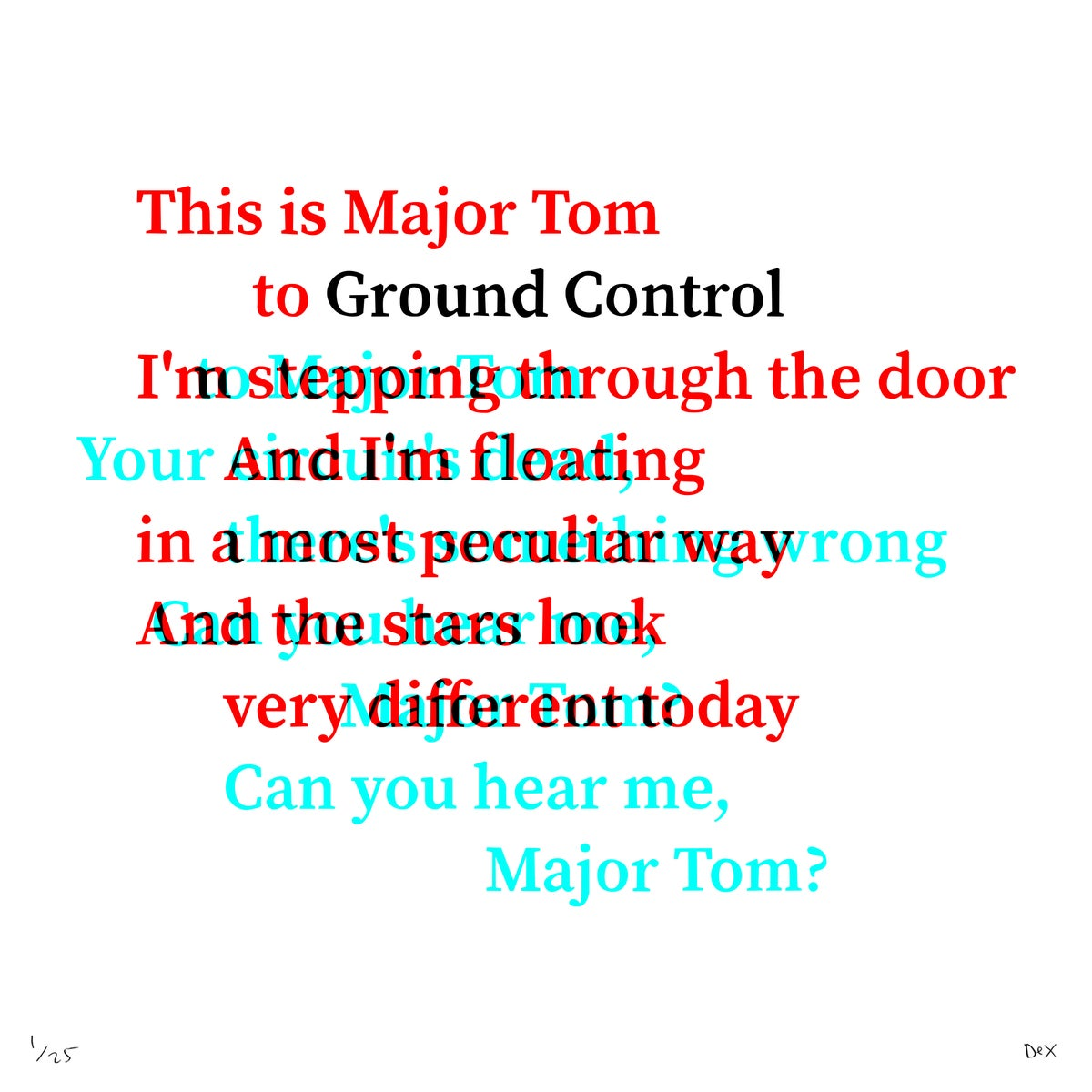 Image of Major Tom