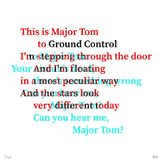 Image of Major Tom (2018)