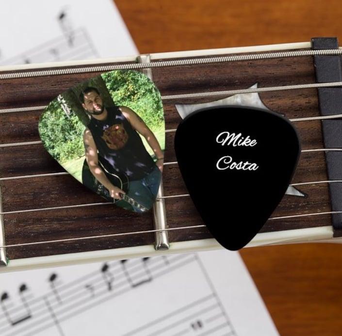 Image of Mike Costa Guitar Picks - 5 Picks