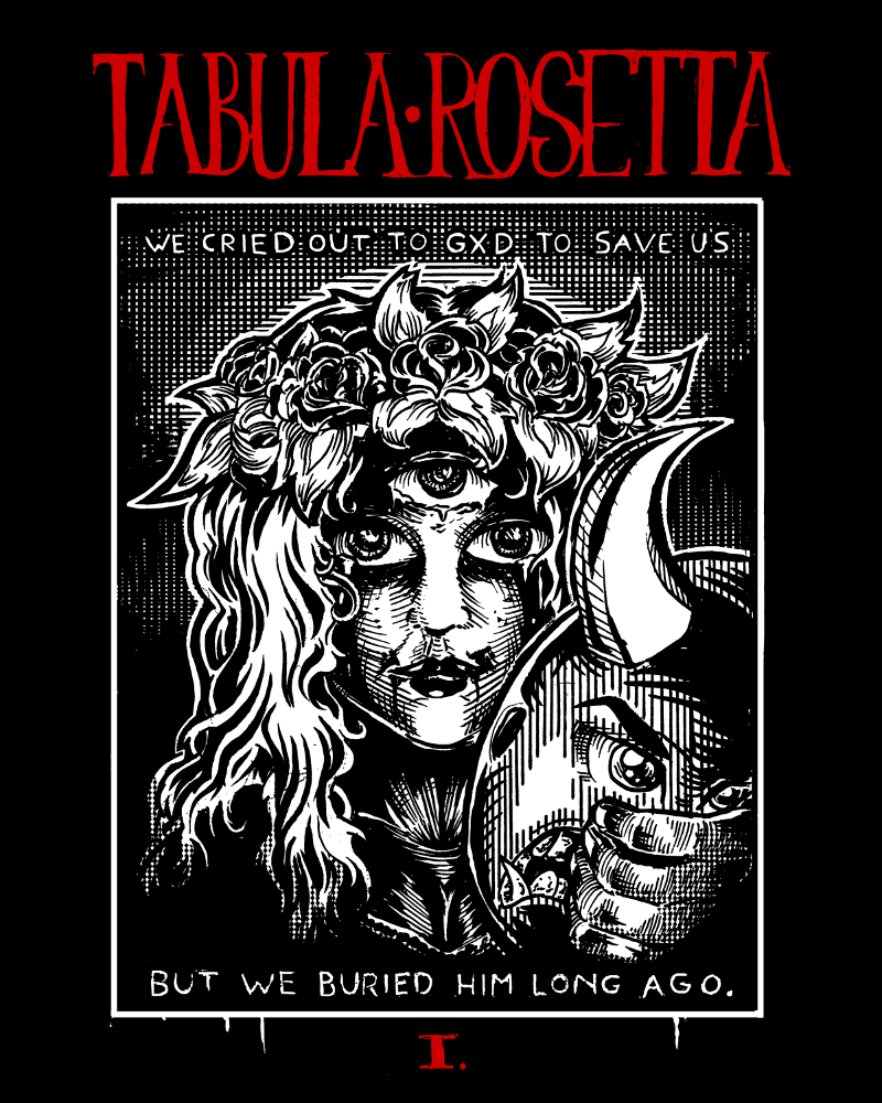 Image of Tabula Rosetta Issue 1 Print Version