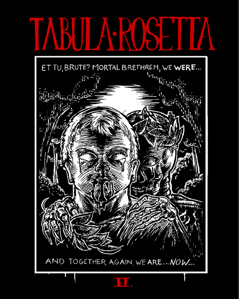 Image of Tabula Rosetta Issue 2 Print Version