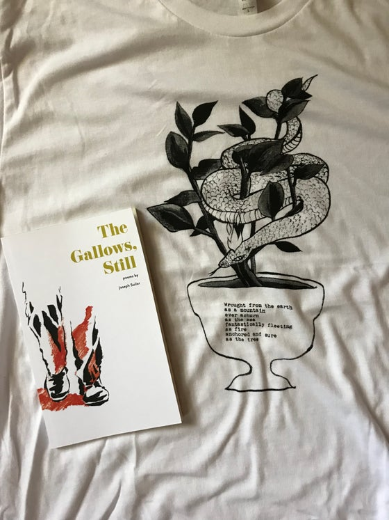 Image of T-Shirt/Book Deal