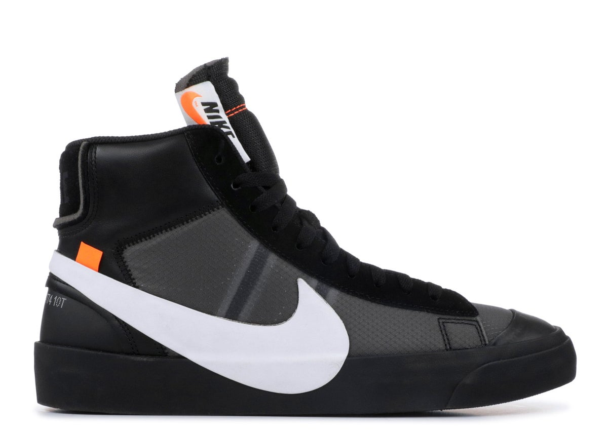 "Image of THE 10: NIKE BLAZER MID ""GRIM REAPER"""