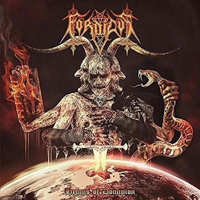 Image of Fornicus - Hymns of Dominion