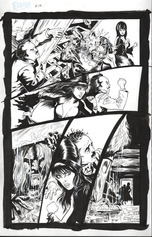Image of Elvira #2 page 12