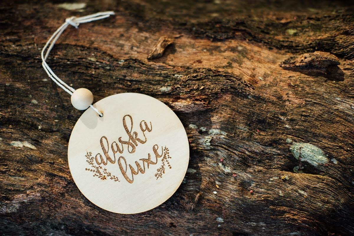 Image of ETCHED PERSONALISED ORNAMENT