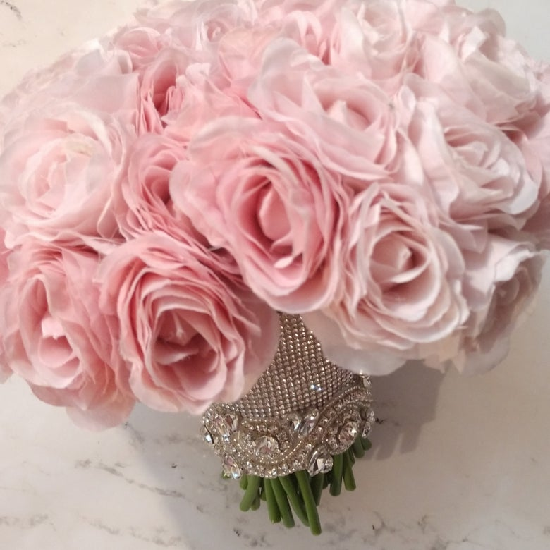 Image of Bling Bouquet Wrap