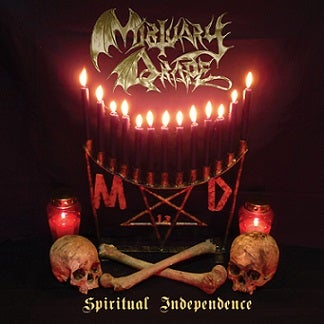 Image of Mortuary Drape - Spiritual Independence