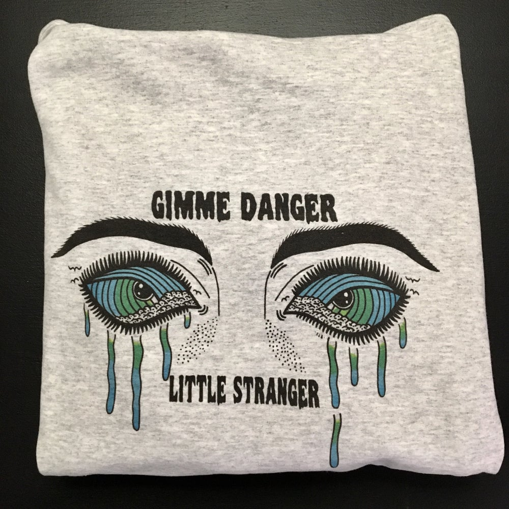 Image of GIMME DANGER HOODIE