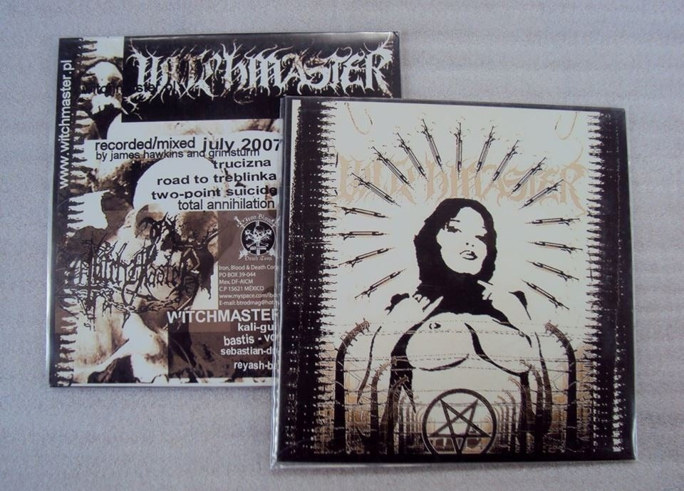 Witchmaster - Sex Drugs and Natural Selection