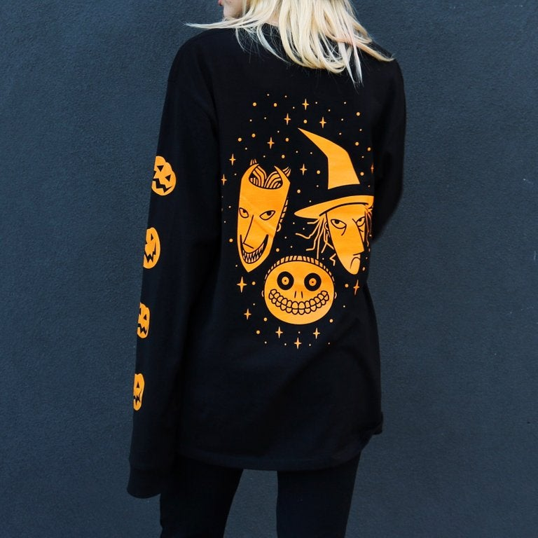 Image of Trick or Treaters Long Sleeve Preorder