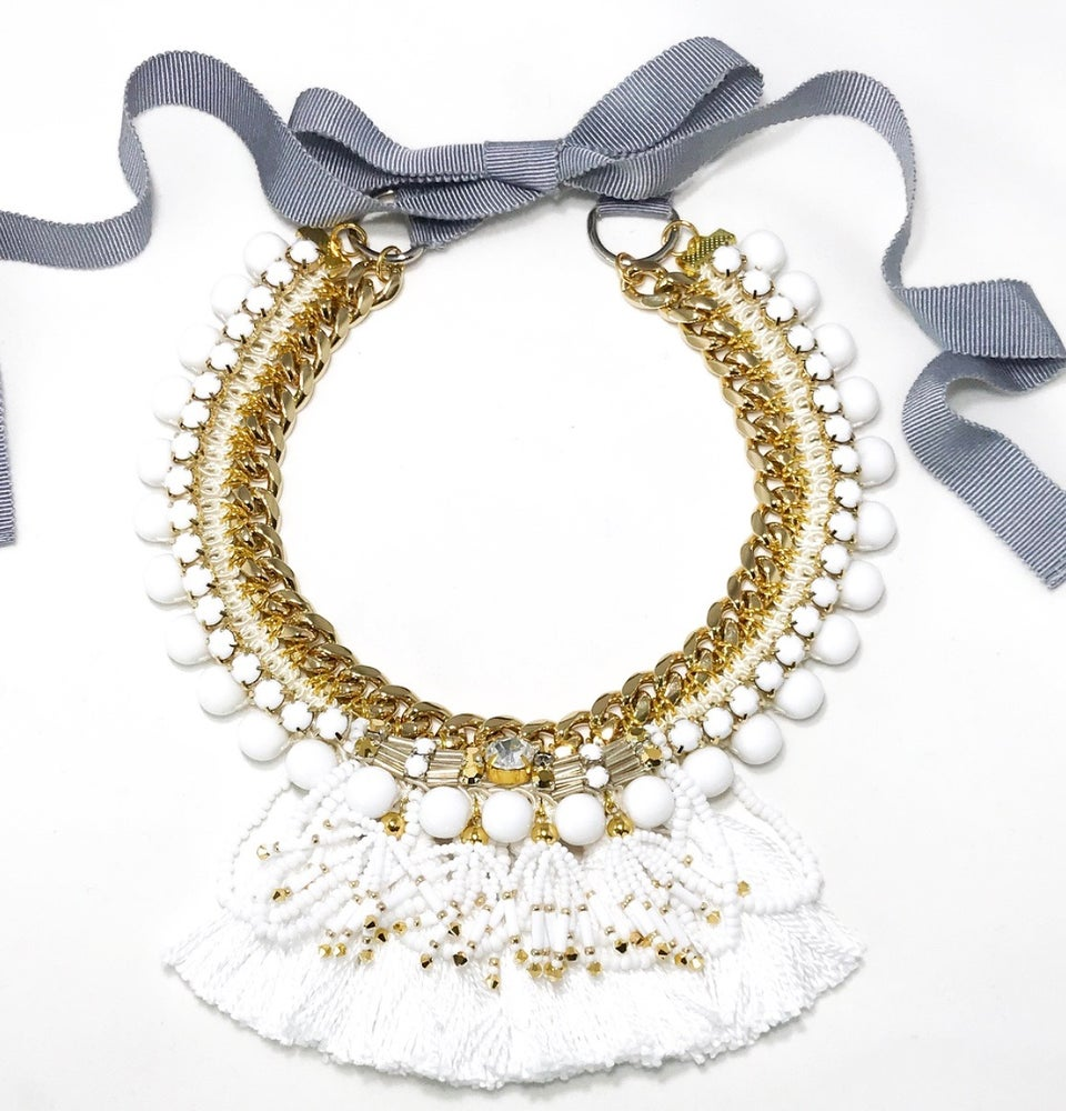 Image of Blanc Necklace