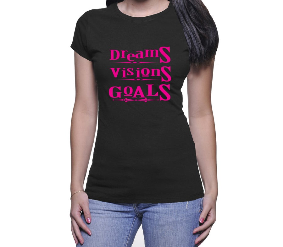 Image of Dreamer Tee (Women's fitted)