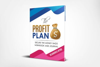 Image of The Profit Plan Werkbook & Journal ( Instant Download)