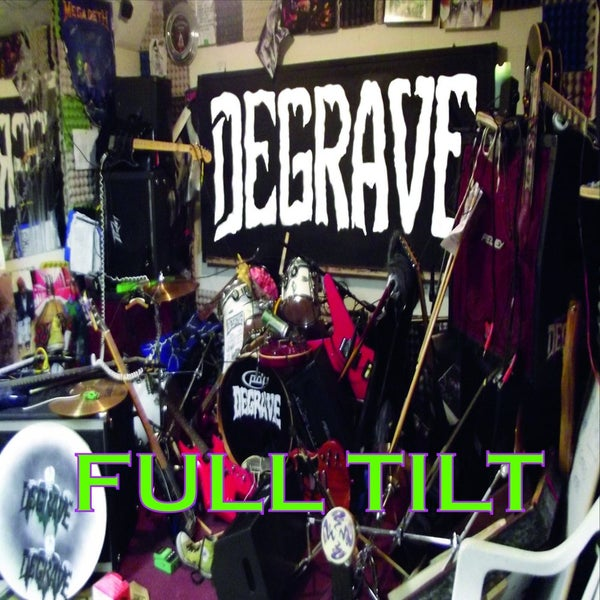 Image of 'Full Tilt' CD