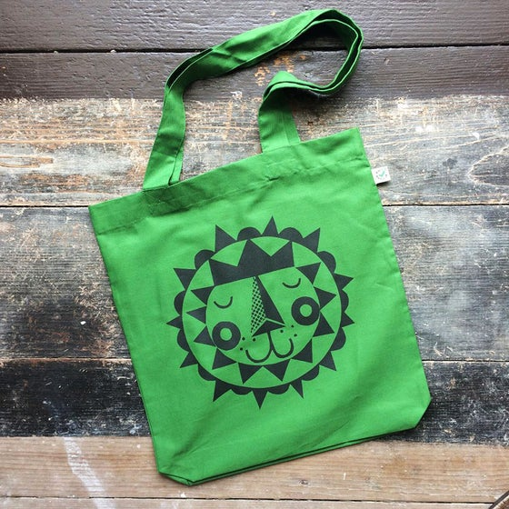 Image of Lion Tote Bag
