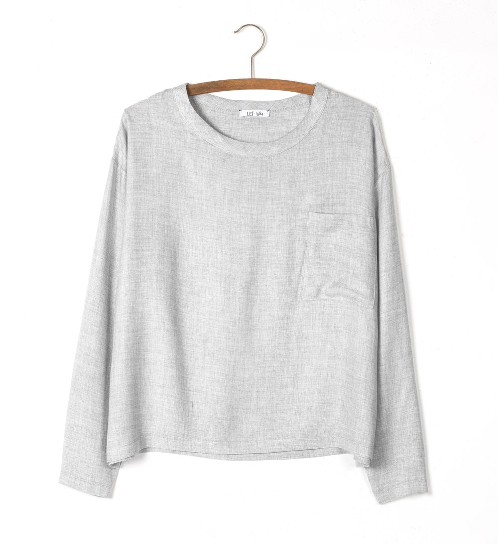 Image of Top ample twill viscose FLORE 95€ -60%
