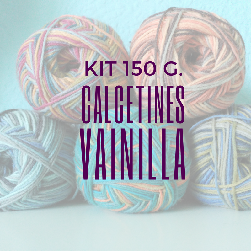 Image of KIT CALCETINES 150g.