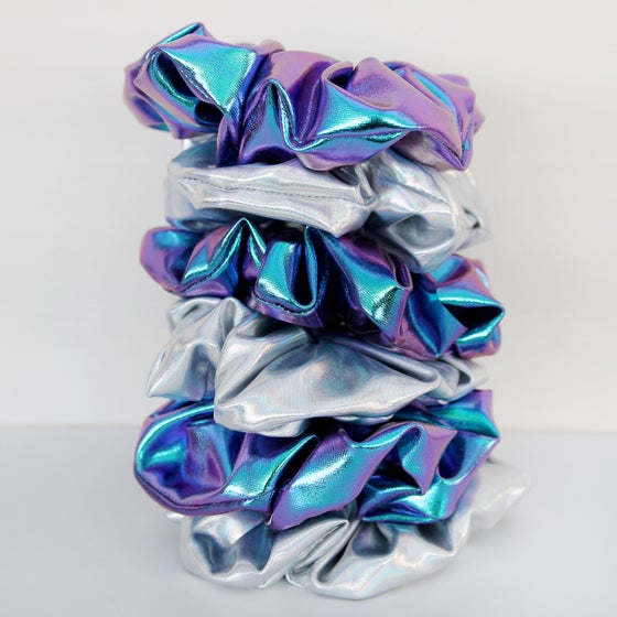 Image of Hologram Scrunchies