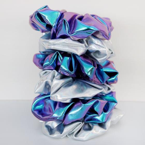 Image of Hologram Scrunchies