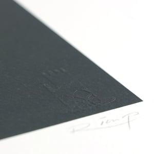 Image of Rat - print A3