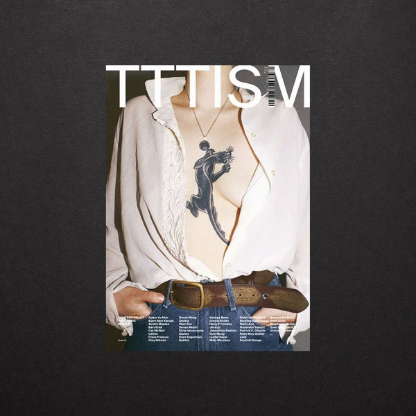 Image of TTTISM ISSUE 3 – COVER 5 (CLARE FRANCES)