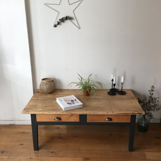 Image of Claudine, grande table basse