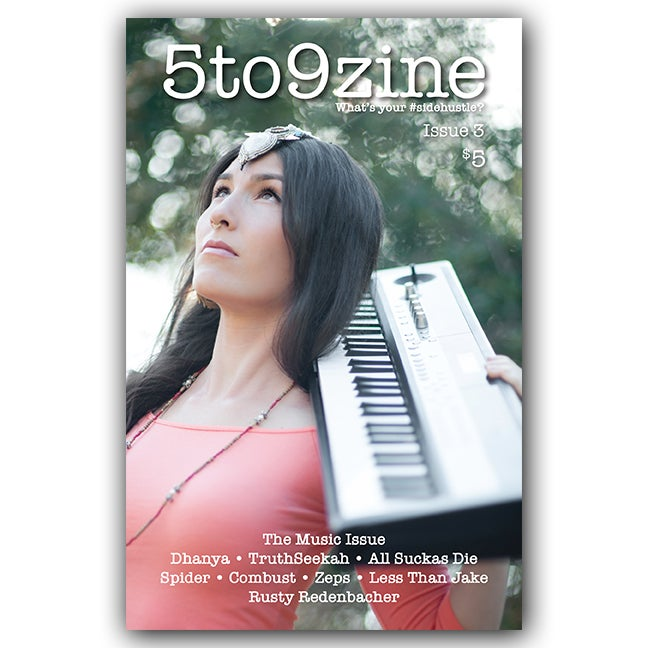 Image of 5to9zine #3