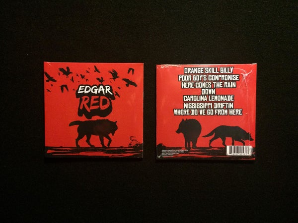 "Image of ""Edgar Red"" Physical Copy (CD)"