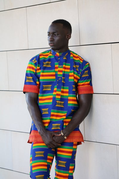 Image of The Yaw shirt - Kente
