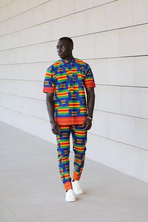 Image of The Yaw shirt - Kente