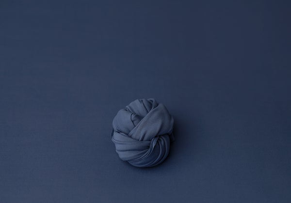 Image of Denim BabyPlush Wrap