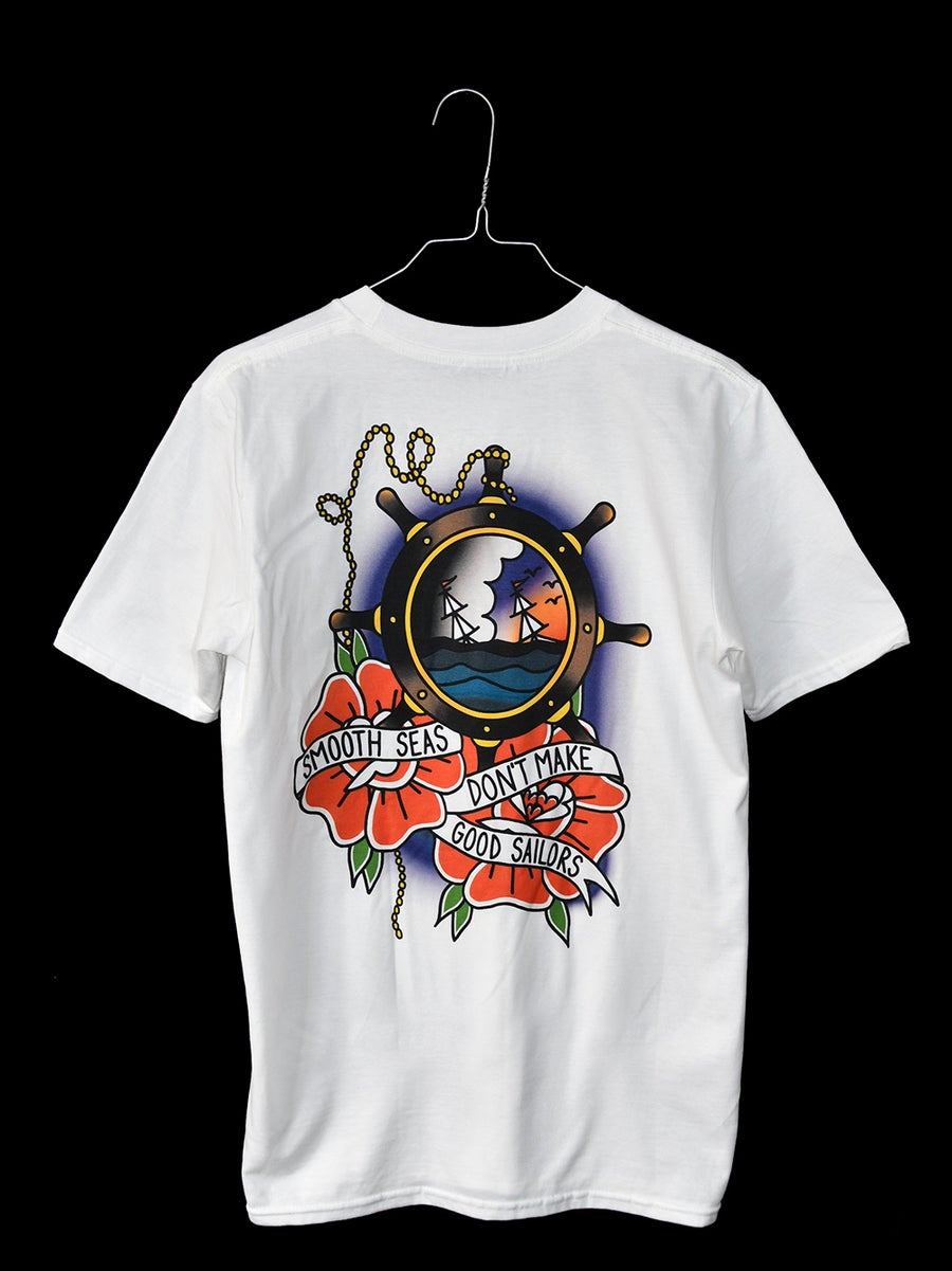 Image of T-shirt Smooth Seas