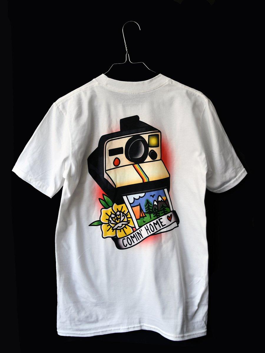 Image of T-shirt Polaroid