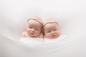 Image of White BabyPlush Wrap
