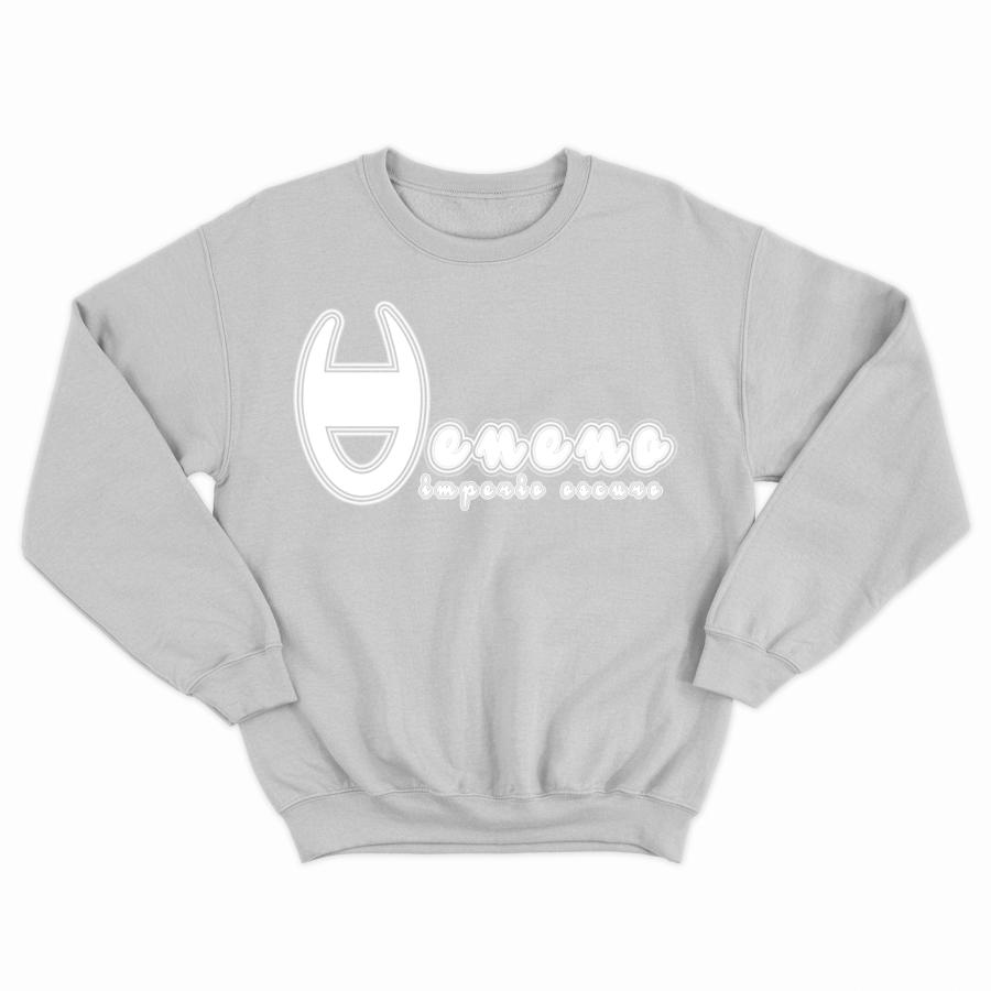 Image of Venom Sweater Grey