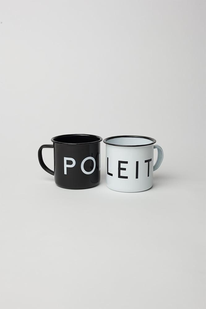 Image of Logo Mugs Couple Set