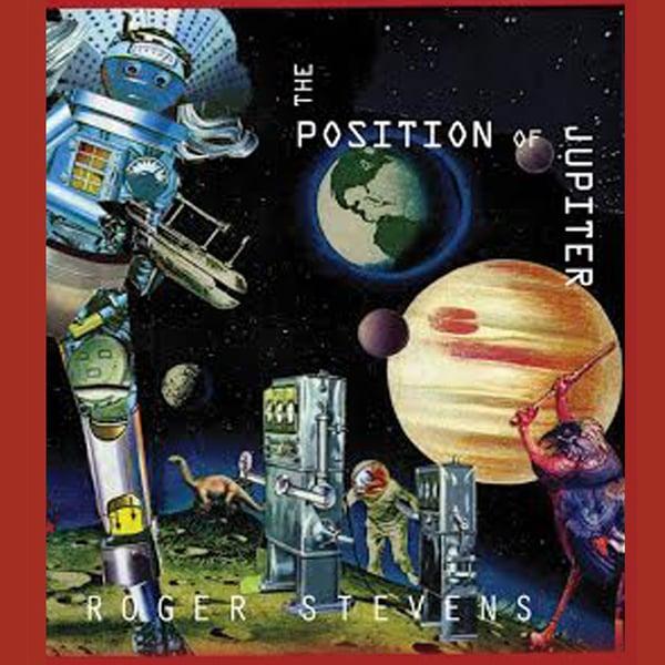 Image of The Position of Jupiter. Roger Stevens