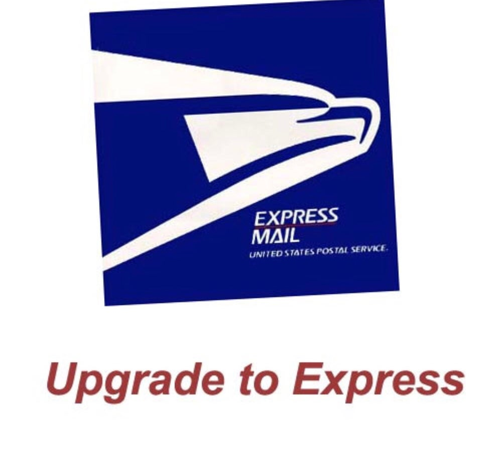 Image of Express shipping 1-2 days