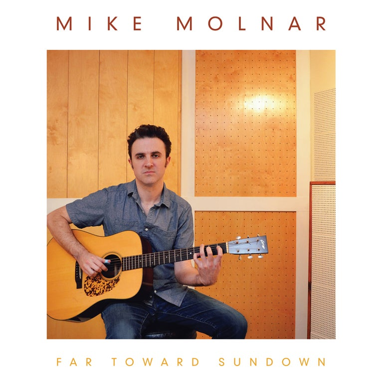 "Image of Mike Molnar ""Far Toward Sundown"""