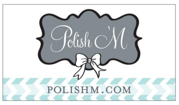Image of Polish 'M Magnet