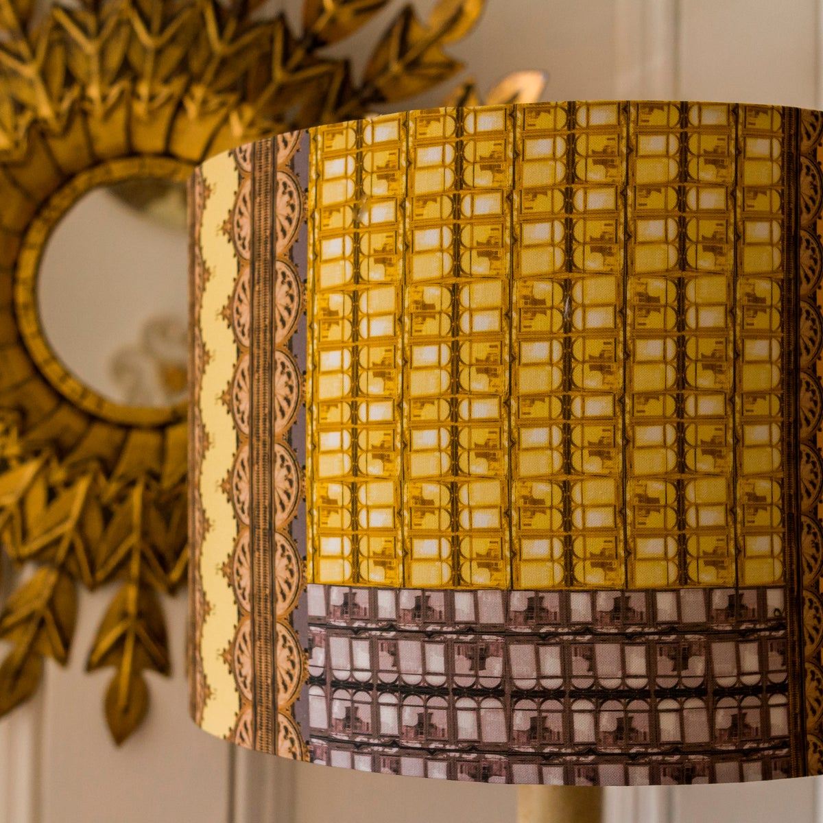 Image of Chambers Lace Lampshades