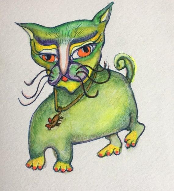 Image of Machismo Kitty