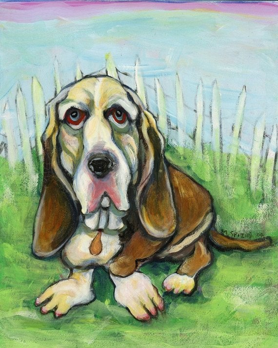 Image of Hound Dog