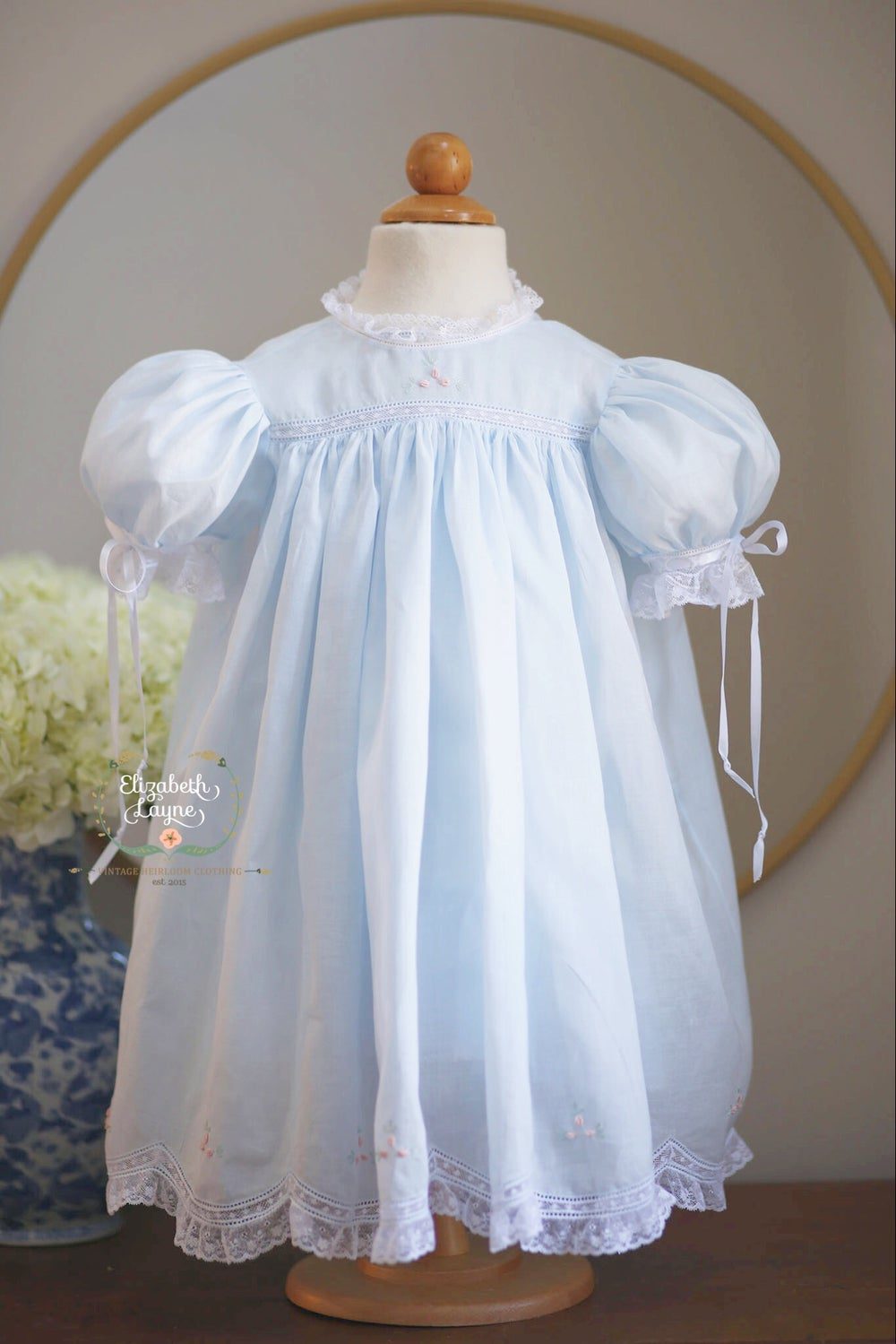 Image of Emerson Heirloom Dress